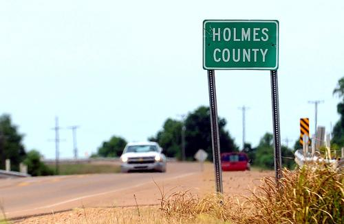 holmes county ms